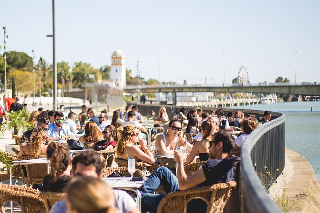 Las 10 Mejores Terrazas En Sevilla Según Un Sevillano