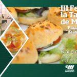 III Feria de la tapa de Málaga