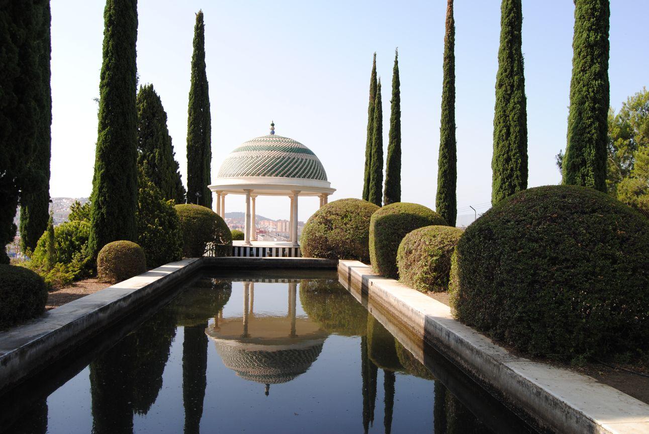Una visita al Jardín botánico de Málaga