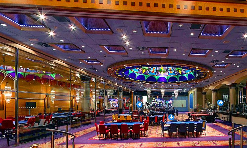 casinos de España, casino Torrequebrada