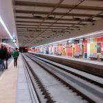 Cómo moverse por Málaga, las posibilidades del Cercanías