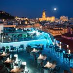 Las mejores terrazas en Málaga, vistas, cócteles y mucho más