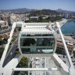 Noria de Málaga, nuevo atractivo turístico