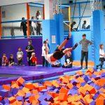 ¿Quieres saltar en el parque de trampolines más grande de España?