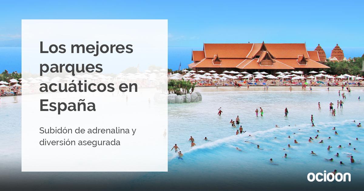 Los mejores parques acu ticos de espa a for Los mejores sofas de espana