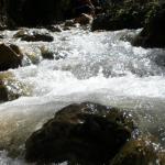 Recorriendo el río Chíllar